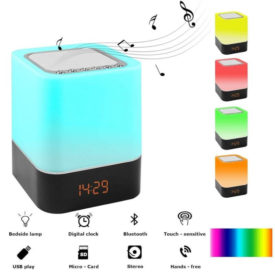 Touch Lamp Quran Speaker SQ2020